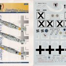 Eagle Strike 1/32 Augsburg's Flyers Bf 109 G-6s 32035
