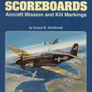 Squadron/Signal Flying Scoreboards Aircraft Mission and Kill Markings 6061