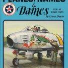 Squadron/Signal Planes, Names, & Dames Vol. II 1946-1960 6058
