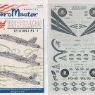 Aeromaster 1/48 USS Constellation 2001 F/A 18C Part I 48-561