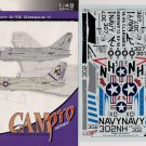CAM 1/48 Pro Series Vought A-7E Corsair II P48-003