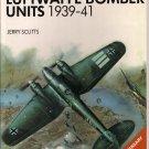 Osprey Airwar 15 Luftwaffe Bomber Units 1939-41