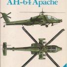 Osprey Combat Aircraft 6 AH-64 Apache