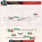 Decales Global 1/144 Azteca 737-300 DG14120