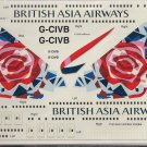 Jet Decals 1/144 British Airways Boeing 747 'Chelsea Rose' 144-018