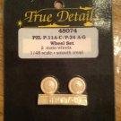 True Details 1/48 PZL P.11A-C/P.24 A-G 48074