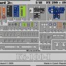 Eduard 1/48 Ki-100-I Fe 299