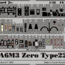 Eduard 1/48 A5M3 Zero Type 22 Fe 218