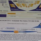 Draw Decal 1/144 Icelandair New Colors 737-400 TF-FID 44-737-7