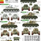 Bison Decals 1/35 Finnish Tank Mix #2 35182