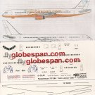 "Pointer Dog 1/144 Flyglobespan 757-28A ""John Lennon"" 2007"