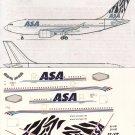 Pointer Dog 1/144 African Safari Airways Airbus A-310-308 2007