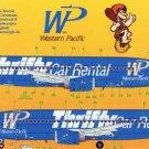 Skyline Decals 1/144 Western Pacific Boeing 737-300 'Thirfty Car Rental' 1432