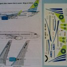 Pointer Dog Decals 1/144 Aires Colombia Boeing 737-700 73V 2011