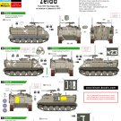 Bison Decals 1/35 IDF M113A1 'Zelda' 35174