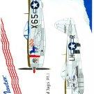 Aeromaster 1/48 Big Beautiful Jugs Pt. I 48-275