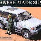 Takom 1/35 Japanese-Made SUV 2007