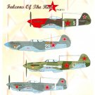 Aeromaster 1/48 Falcons of the Red Star Part I 48-505