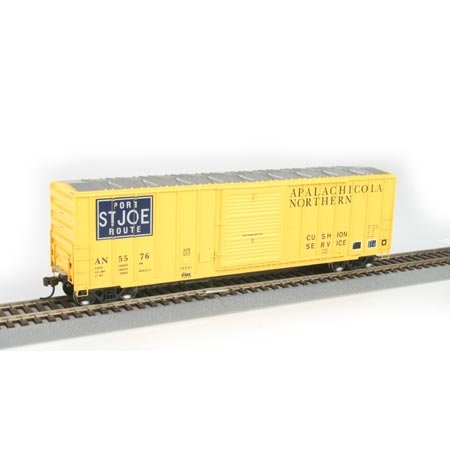 Athearn HO Apalachiola Northern 50' FMC Box Car 5576 ATH 91401