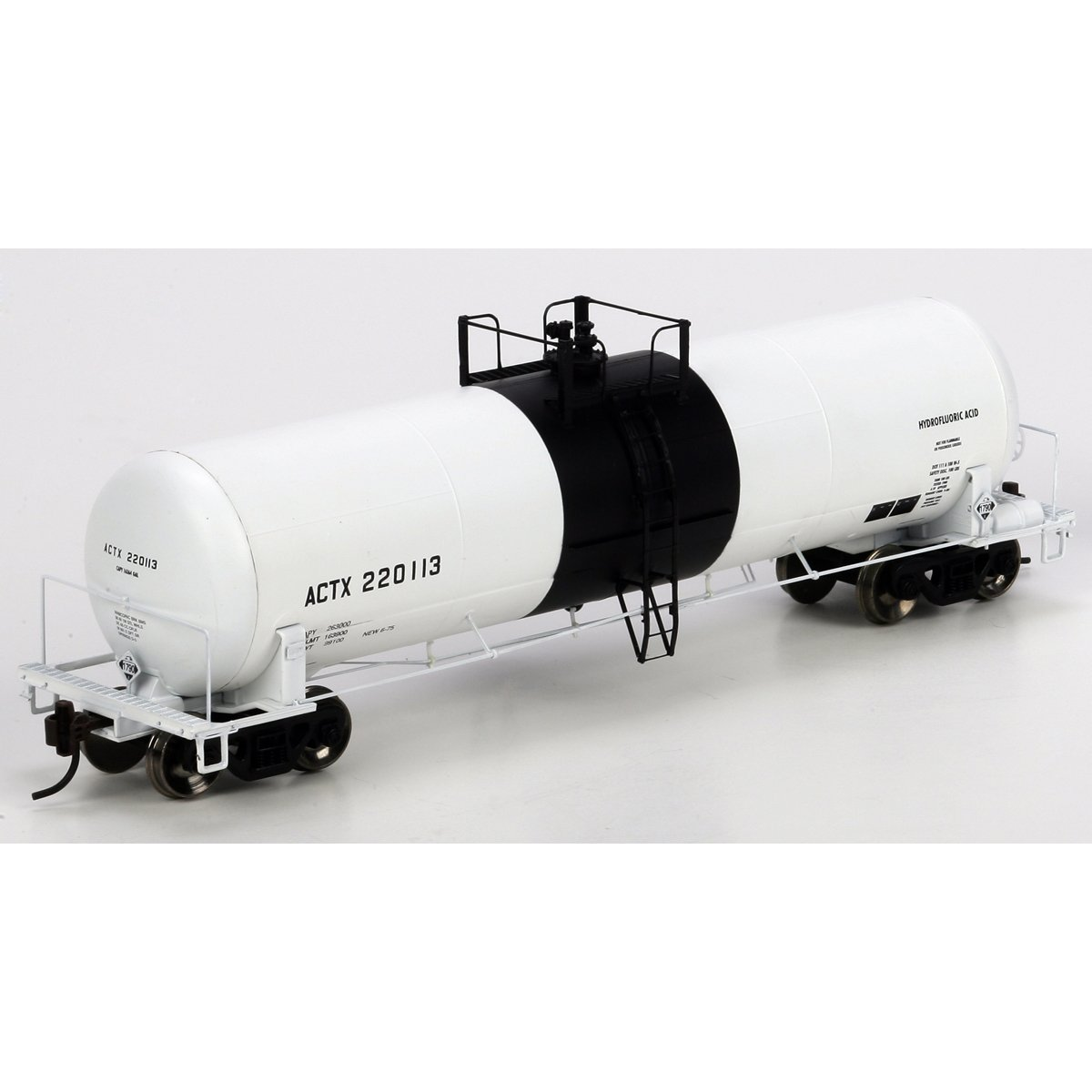 Athearn HO Allied Chemical RTC 50' Acid Tank Car 220113 ATH 73937