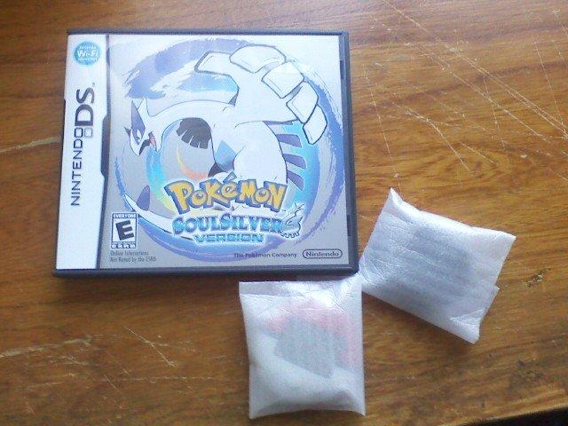 pokemon soul silver ver. '11