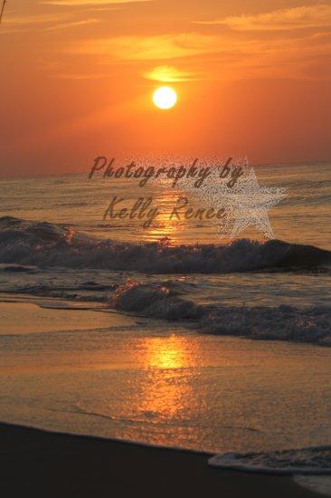 Sunrise in Perdido Key Florida 8x10