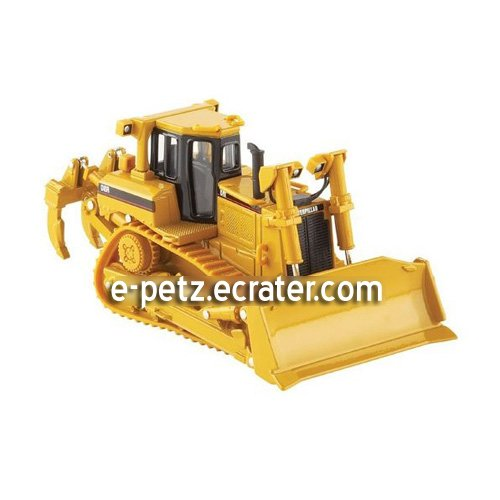 CAT Norscot D8R Tractor Model (1/50)