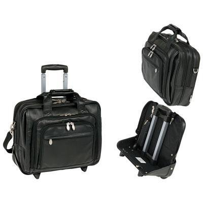 McKlein/Siamod GOLD COAST Wheeled Laptop Case