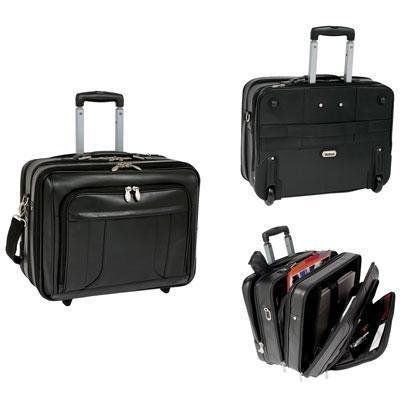 McKlein/Siamod LA SALLE Overnight Briefcase