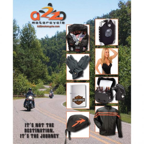 A2Z Motorcycle Catalog 48 PG MOTORCYCLE CATALOG