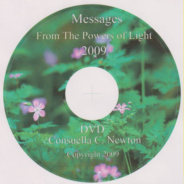 DVD Video - Messages From The Powers of Light