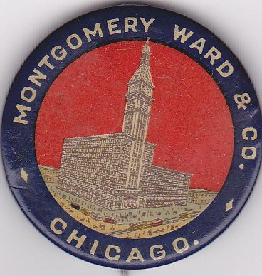 Rare Vintage Pin from the early 1896