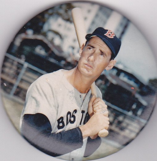 Ted Williams Sports Pin