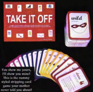 TAKE IT OFF GAME - Board Game for Couples