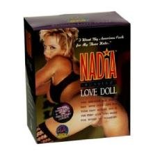 NADIA RUSSIAN LOVE DOLL