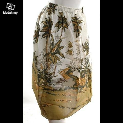 VINTAGE INSPIRED 1940S 1950S TROPICAL models off duty style fashion clothing FULL SKIRT USA 4-8