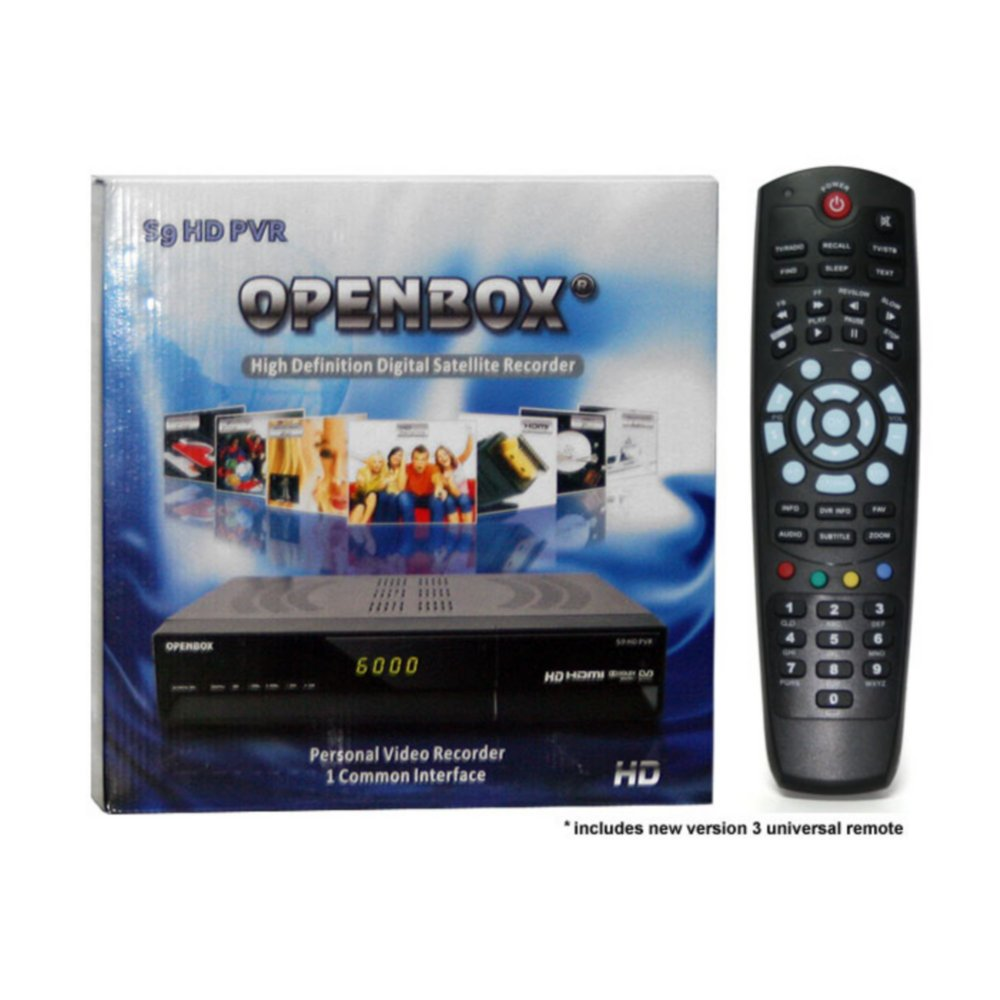 Openbox S10 Satellite Receiver