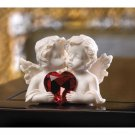 ~FREE SHIPPING~TWO IN LOVE CHERUB FIGURINE