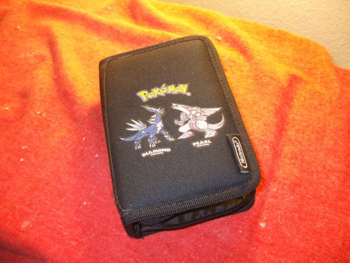 Pokemon Dialga and Palkia DS Holder