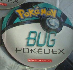 Pokemon Bug Pokedex