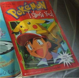 Pokemon I Choose You! Book