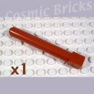 LEGO Dark Orange Support 1x1x6 Solid Pillar 4182987 (single,N)