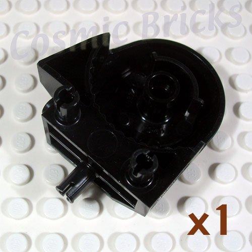 LEGO Black Dinosaur Body Quarter Pins 40375 (single,U)