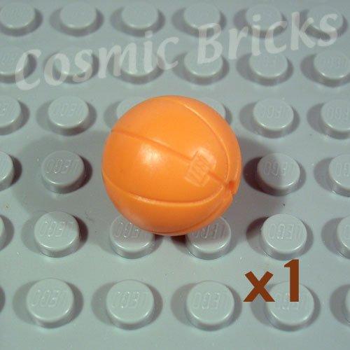 LEGO Orange Sports Basketball Plain 4186831 45530 (single,N)