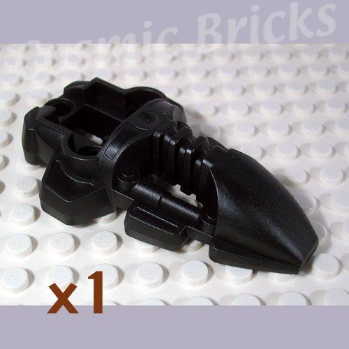 LEGO Black Bionicle Foot Rahkshi 4191677 44138 (single,N)