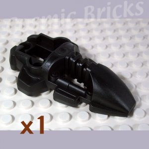 LEGO Black Bionicle Foot Rahkshi 4191677 (single,N)