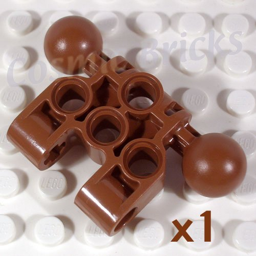 LEGO Dark Flesh Bionicle Vahki Torso Lower Section 4289935 47330 (single,N)