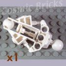 LEGO White Bionicle Vahki Leg Lower Section 4289378 (single,N)