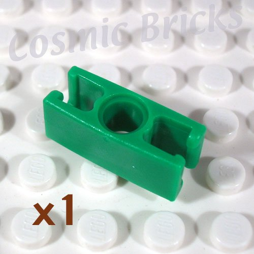 LEGO Green ZNAP Beam 3, 1 Hole (single,N)