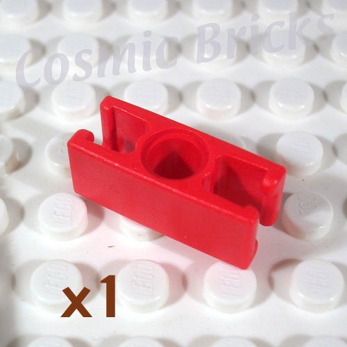 LEGO Red ZNAP Beam 3, 1 Hole (single,N)